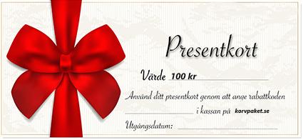 presentkort 100kr